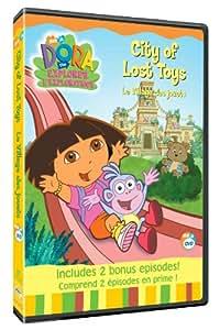 Amazon.com: Dora The Explorer City Of Lost Toys (Fs