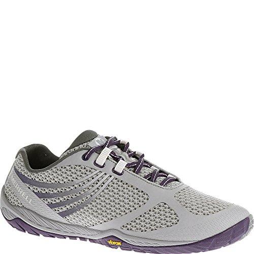 merrell womens pace glove 3 trail running shoe oil
