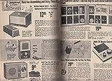 RADIO SHACK Electronic Parts Accessories & Kits catalog Spring-Summer 1971