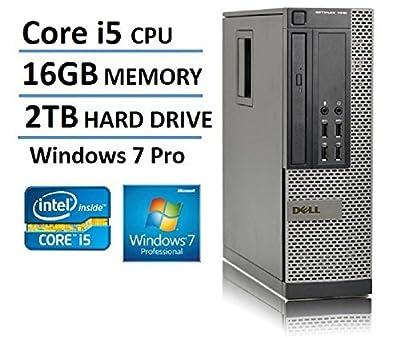 VAR7010I5 Dell Optiplex 7010 SFF Desktop PC - Intel Core i5-3470