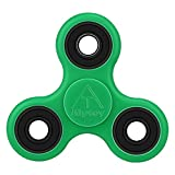 #4: Alptoy Fidget Spinner Toy Time Killer Perfect to relieve ADHD Anxiety Reduce Stress Helps Focus-Green