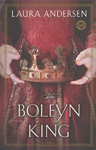 book cover of The Boleyn King