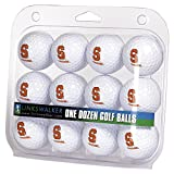 LinksWalker NCAA Syracuse Orange - Dozen Golf Balls