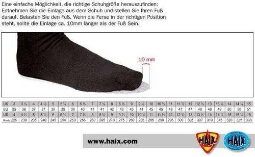Chaussures de la fonction Haix Black Eagle Athlétique 10 300001