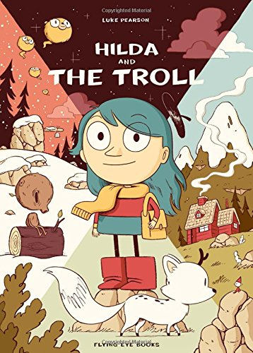 Hilda and the Troll (Hildafolk) (Tapa Blanda)