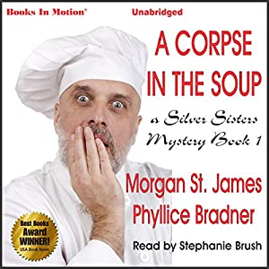 The Corpse in the Soup Audiobook