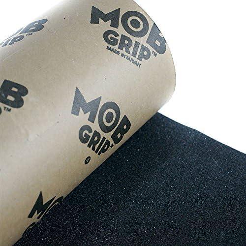"mob Grip Skateboard Griptape Standard 9"" Black"