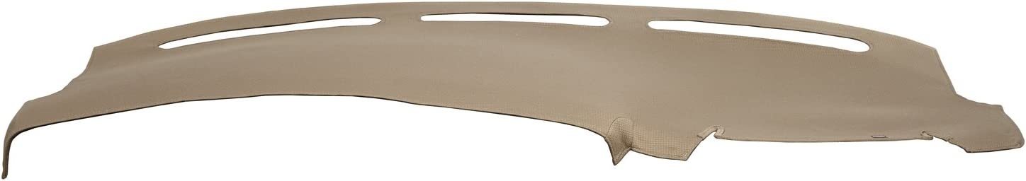 DashMat Ltd Ed. Dashboard Cover Chevrolet and GMC (Polyester, Beige)