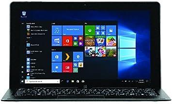 Amazon.com: NUVISION 2 en 1 Tablet y Portátil con Windows 10 ...