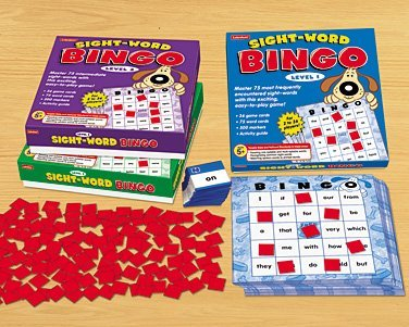 - Sight Word Bingo Level 1