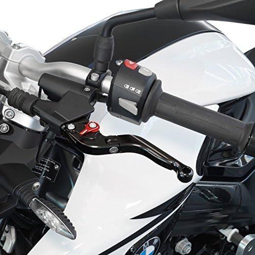 Vario Safety Motorrad Kupplung Bremshebel-Set Husqvarna Nuda 900// R 12-13 mit ABE Klappbar Verstellbar V-Trec Vario II