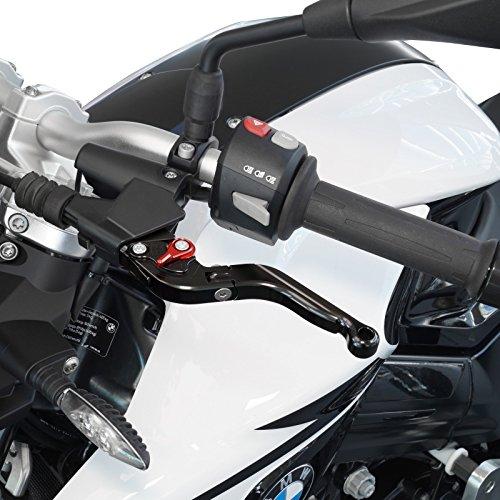V-Trec Vario II//Vario Safety Motorrad Kupplung Bremshebel-Set Yamaha YZF-R 125 08-13 mit ABE Klappbar Verstellbar