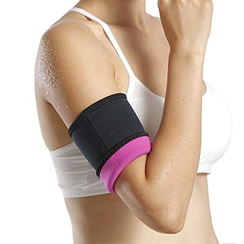 ZEGBALP Neoprene Armbands Pair for Women and Men Hot Body Shapers Body Wraps for Arms Slimming Reduce Cellulite by ZEGBALP