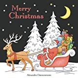 Best Book Of Christmas Crafts - Merry Christmas: a beautiful colouring book with Christmas Review