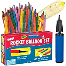 Toysmith Giant Rocket Balloon Set