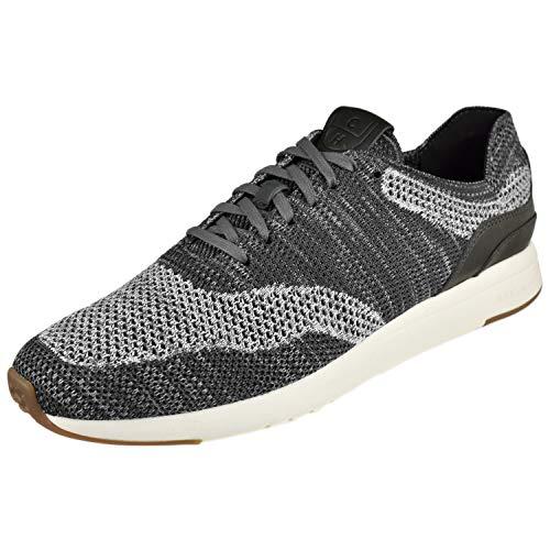 Cole Haan Men's Grandpro Runner Stitchlite Sneaker, Grey Hea