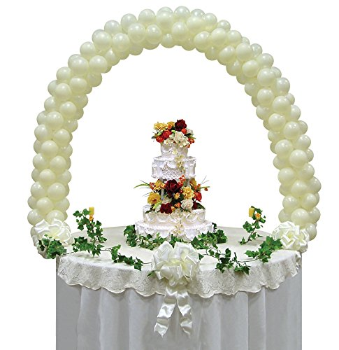 11 39 balloon arch kit table party birthday decoration set for Balloon arch decoration kit