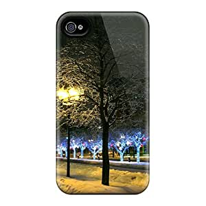 New Style Hernandezz Hard Case Cover For Iphone 4/4s- Avenue Mc Gill College