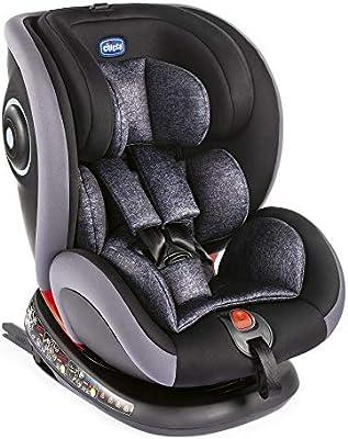 Chicco Silla de Auto Seat4Fix Graphite - Sillas de Coche, Grupo 0 ...