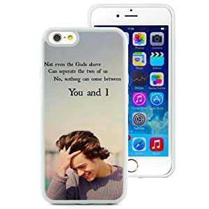 Beautiful And Unique Designed Case For iPhone 6 4.7 Inch TPU With Harry Styles (2) Phone Case