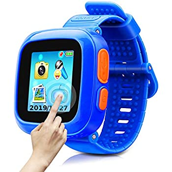 Amazon.com: DUIWOIM Kids Game Smartwatch Digital Smart ...