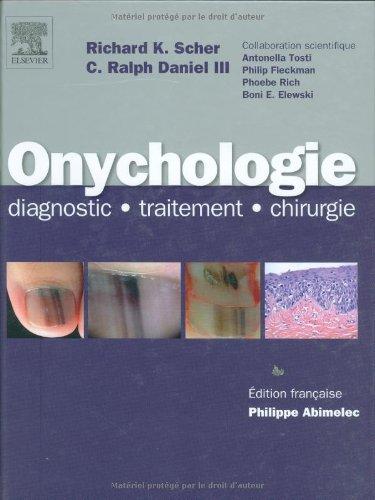 Onychologie (French Edition)