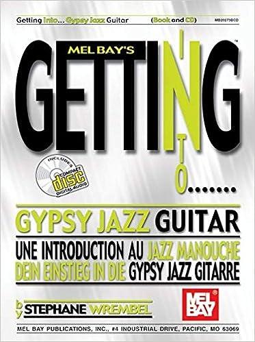 Gypsy Jazz Guitar Book
