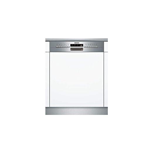 Siemens SN536S01AE lavavajilla Semi-incorporado 12 cubiertos ...