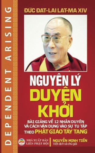 Nguyen ly duyen khoi: Bai giang ve 12 nhan duyen va cach van dung vao su tu tap theo Phat giao Tay Tang