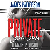 Private London | James Patterson, Mark Pearson