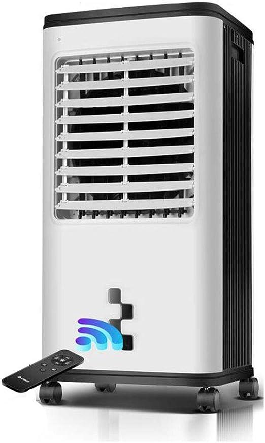 Aire acondicionado Ventilador con humidificación de aire y función ...