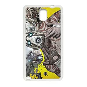 Strange robot Cell Phone Case for Samsung Galaxy Note3