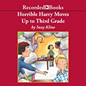 Horrible Harry Moves Up to Third Grade | Suzy Kline