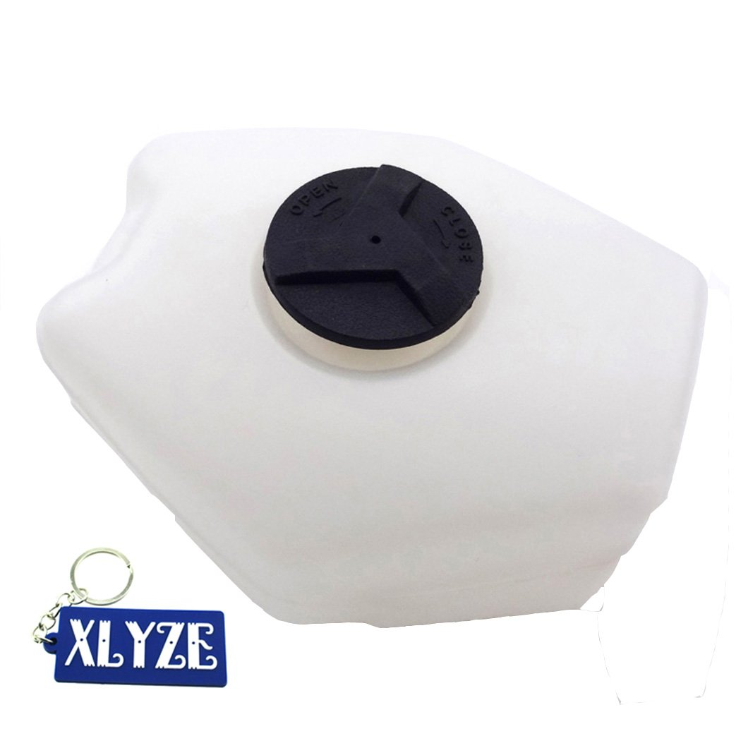 xlyze ré servoir de carburant d'essence et gaz pour 2 temps 47 CC 49 cc Mini Moto Pocket Bike Kids Mini Moto