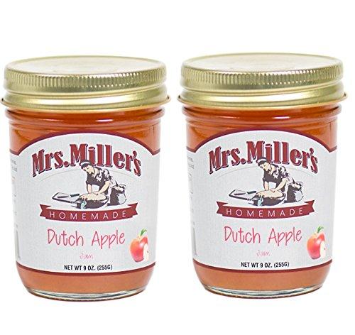 Dutch Apple Jam - 2 / 9 Oz. Jars