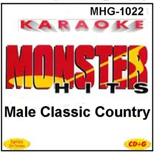 Monster Hits Karaoke #1022 - Male Classic (George Strait Karaoke)