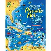 Planète Mer - Atlas pour les enfants