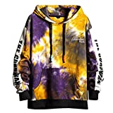 Mens Sweatshirts Hip Hop | Men Stylish Colorful Print Long Sleeve Crew Neck Pullover Hoodie Hooded Tops | Autumn Front Pocket Blouse