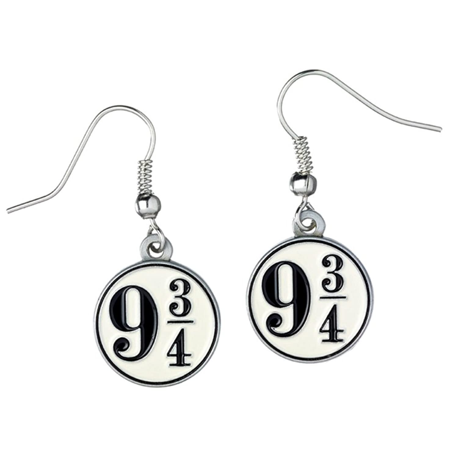 Official Harry Potter Jewellery Platform 9 3/4 Earrings R0Q9GdGn6