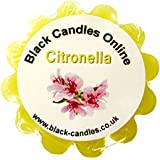 Black Candles Wax Tart Melt - Citronella Fragrance by Black Candles Online
