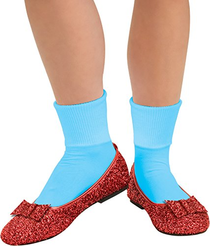 DOROTHY SLIPPER ADULT LARGE (Shoes From The Movie Burlesque)