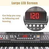 LAGRIMA 61 Key Portable Electric Piano