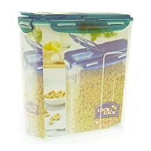 Lock and Lock by Starfrit 094767 3.9L Cereal Plastic Container