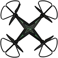 Hanbaili WIFI FPV Version Drone with 2MP Camera Live Video,Quadcopter Equipped With Altitude Hold Headless Mode for Beginners