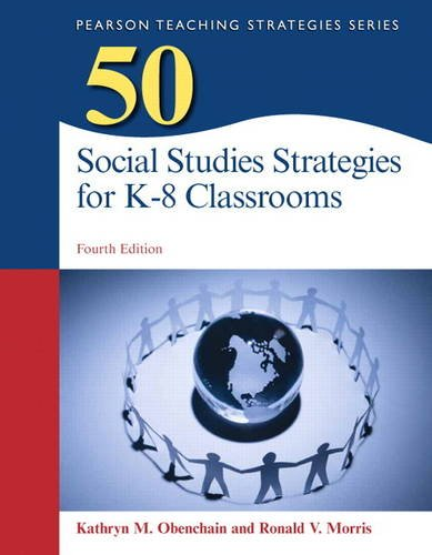 50 Social Studies Strategies for K-8 Classrooms, Loose-Leaf Version (4th Edition)