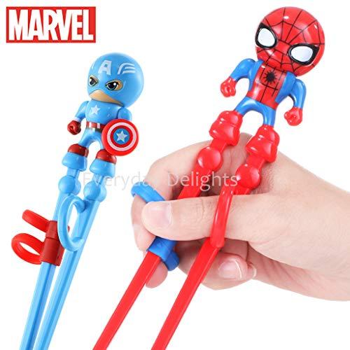 Marvel Captain America Spider-Man