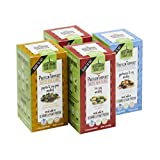 Vegetarian Traveler Toasted Bean Blend, Variety Pack – Adds 15 to 17 Grams of Plant-Based Protein – Yogurt & Salad Topper, Non-GMO, Naturally Gluten Free, Vegan Protein from Beans – 4 Count Review