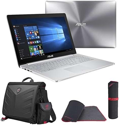 ASUS ZenBook Pro UX501VW-XS74T (i7-6700HQ, 24GB RAM, 1TB NVMe SSD, NVIDIA GTX 960M 4GB, 15.6
