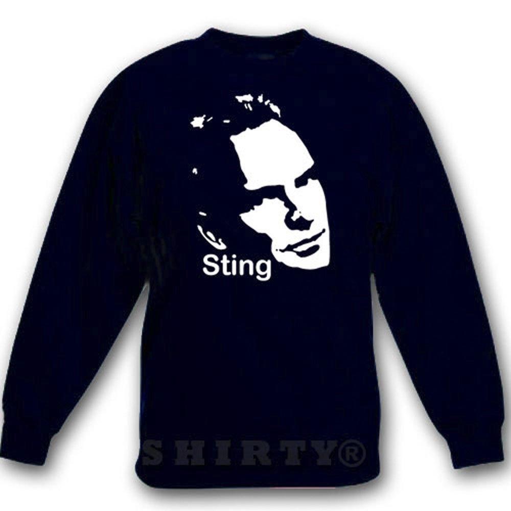 Sting - Sweat - Shirt - schwarz - S bis 5XL - 1011