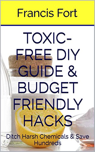 Toxic-Free DIY Guide & Budget Friendly Hacks: ACV,
